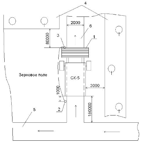 Рисунок 8.37 - Схема места